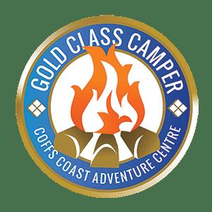 Coffs Coast Adventure Centre's Gold Class Camper Program